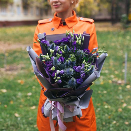 Мужское настроение: букеты цветов на заказ Flowwow