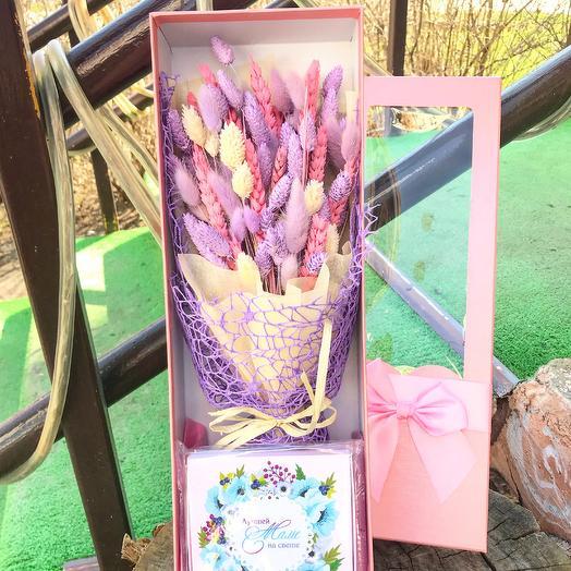Лучшей маме на свете: букеты цветов на заказ Flowwow