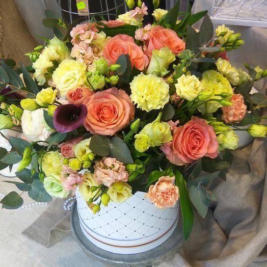 Шанс: букеты цветов на заказ Flowwow
