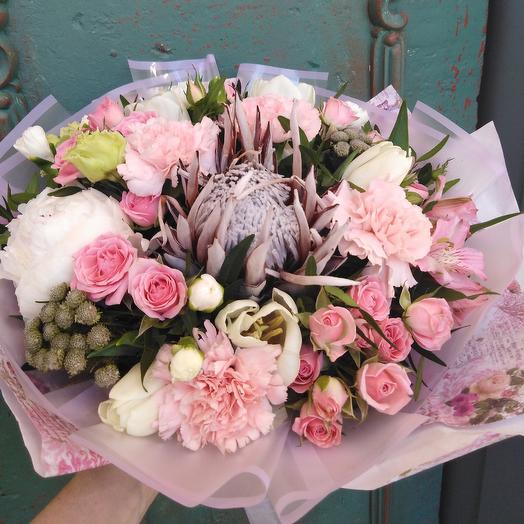 Lady: букеты цветов на заказ Flowwow