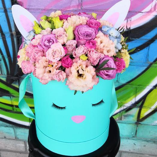 Любимой малышке: букеты цветов на заказ Flowwow