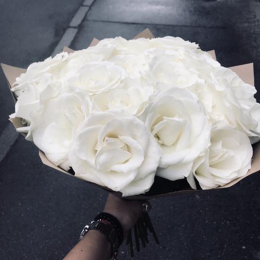 «Нежность чувств»: букеты цветов на заказ Flowwow