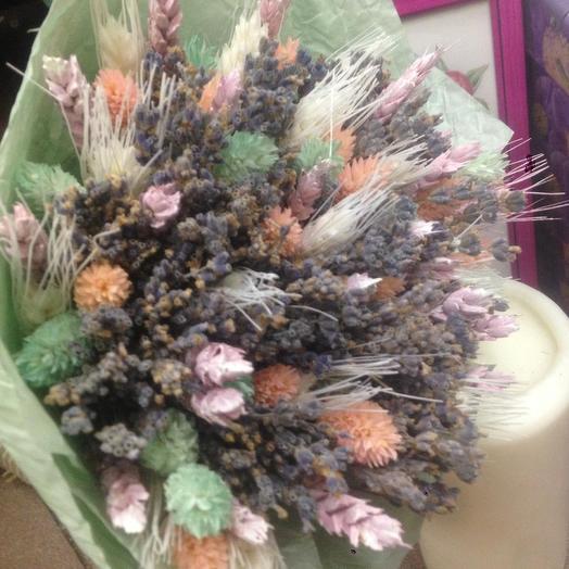 Лавандовый Сарбет: букеты цветов на заказ Flowwow