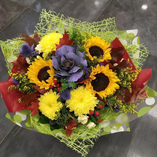 """Букет """"Воспоминания о лете"""": букеты цветов на заказ Flowwow"""