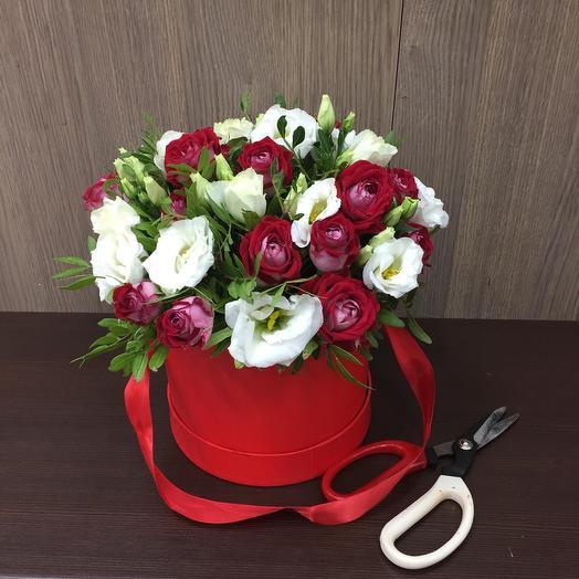 Time to love: букеты цветов на заказ Flowwow