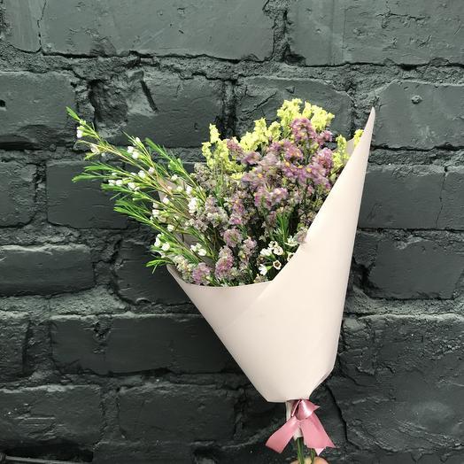 Букетик счастья: букеты цветов на заказ Flowwow