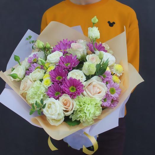 Gentle gentle: flowers to order Flowwow