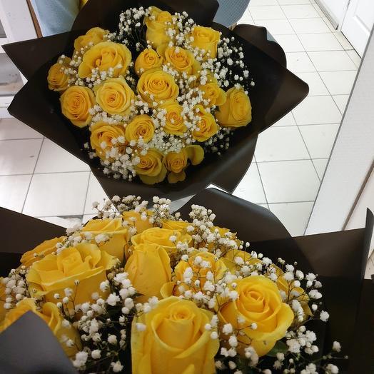 Очаровательный странник: букеты цветов на заказ Flowwow