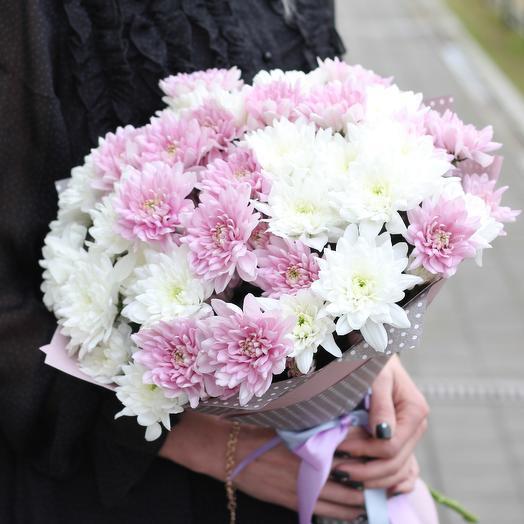 Букет «Валенсия»: букеты цветов на заказ Flowwow