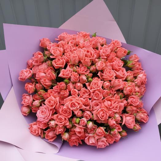 51 shrub rose: flowers to order Flowwow