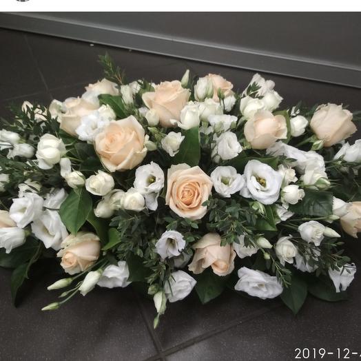 Нежная невеста: букеты цветов на заказ Flowwow