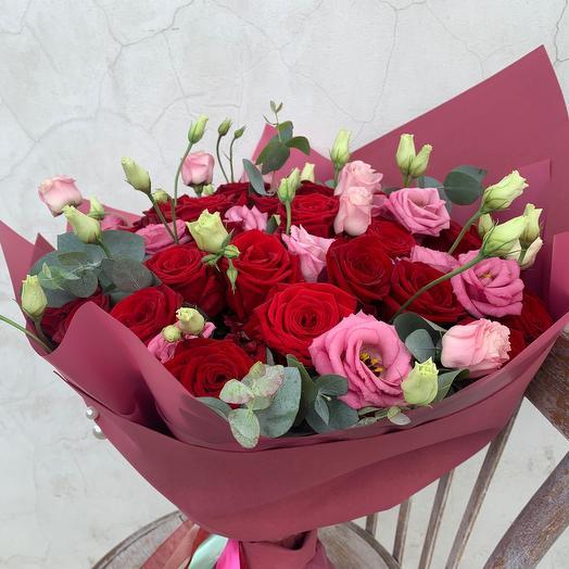 РЗ03: букеты цветов на заказ Flowwow