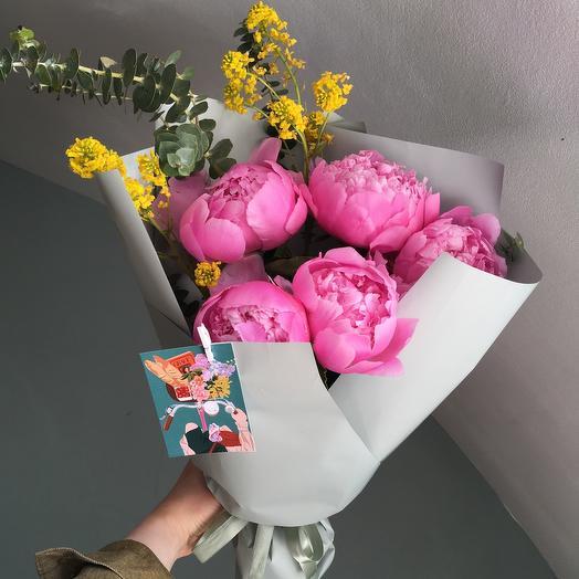 Лето рядом: букеты цветов на заказ Flowwow