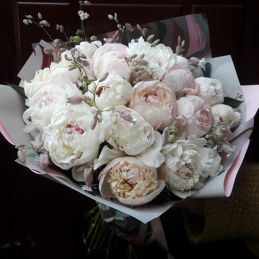 Ваниль: букеты цветов на заказ Flowwow