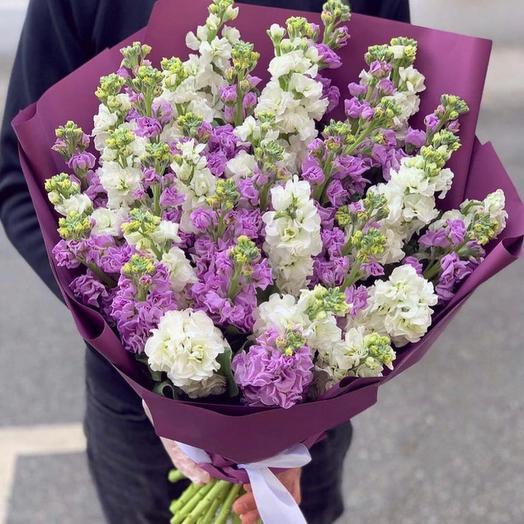 29 маттиол микс: букеты цветов на заказ Flowwow