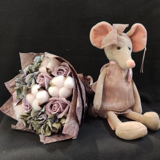 """Подарочный набор """"моя мышка"""""""