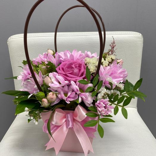 Цветы в коробке-11.11