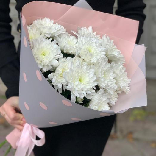 "Bouquet "" Gentle kiss»"