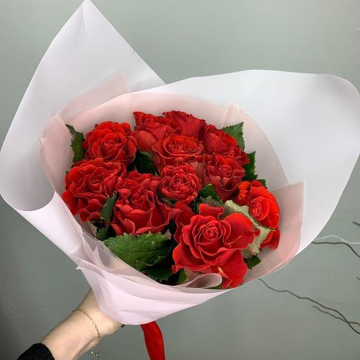 Букет роз «Эльторо»