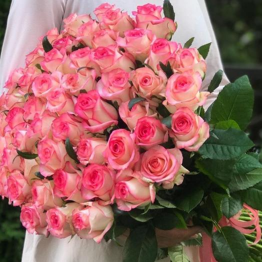 Букет роз Джамила