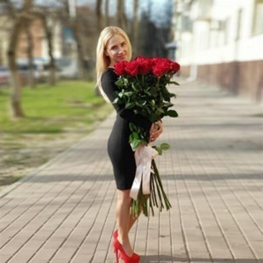 51 преміум троянда