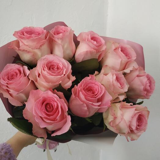 11 прекрасных роз Малибу