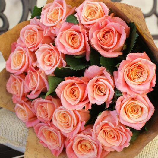 19 роз Мис Пигги
