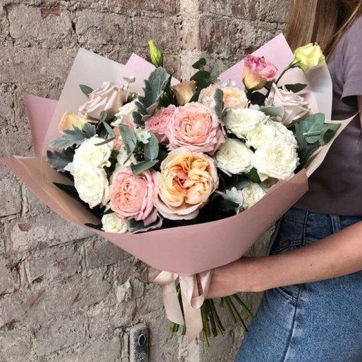 Покупка цветов в Санкт-Петербурге