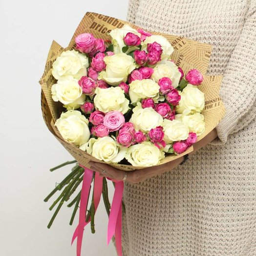 Заказ и покупка цветов в Краснодаре